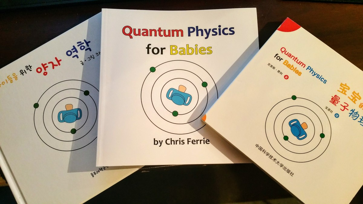 Quantum Physics For Babies Chris Ferrie