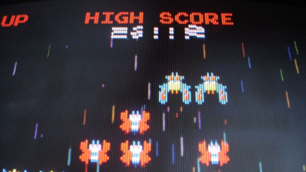 HIGH SCORE by Kevin Simpson, on Flickr